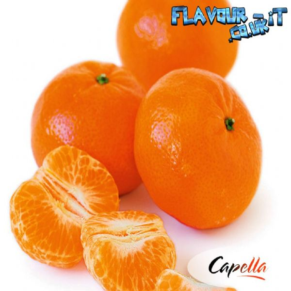 Capella Sweet Tangerine Flavour Drops